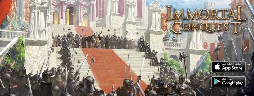 Immortal Conquest 国际版《率土之滨》