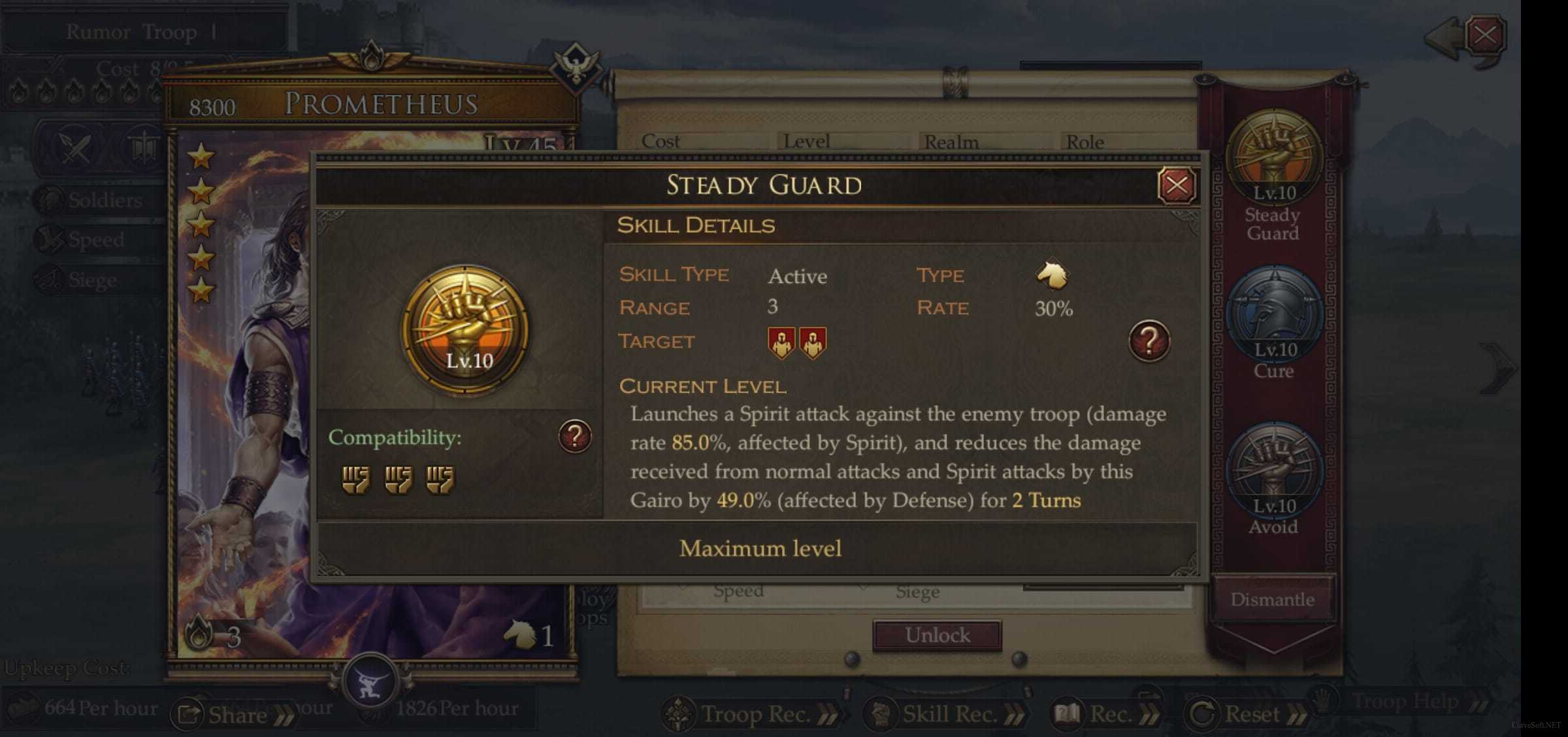 Steady Guard